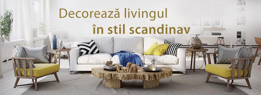 mobila stil scandinav