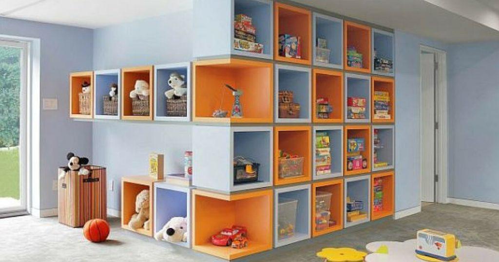 Amenajarea camerei copiilor